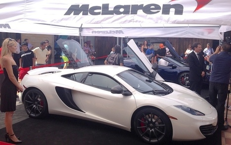 McLaren aterriza en Chile: modelos, especificaciones y proyecciones en Latam Review | Cars Reviews and News | Scoop.it