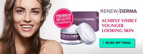 Renew Derma Anti-Aging Cream Review - Is It A Scam? Facts Here - Skin Care Beauty Shop | My favourite | Scoop.it