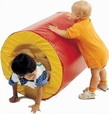 Children's Factory Toddler Tumble Tunnel   Climbing toys   Best Climbing Toys For Toddlers 2014   Scoop.it