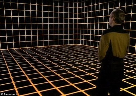 Turn your living room into a HOLODECK with RoomAlive | 3D Virtual-Real Worlds: Ed Tech | Scoop.it