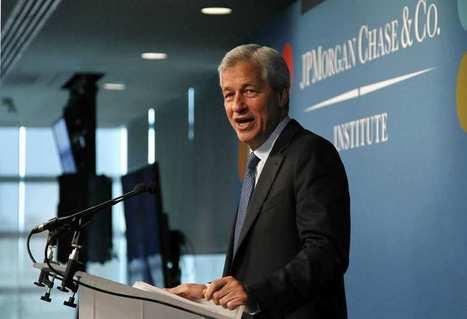 JPMorgan Chase augmente les salaires de ses employés | Politique salariale et motivation | Scoop.it