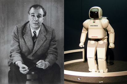 New Jorge Luis Borges-Inspired Project Will Test Whether Robots Can Appreciate Poetry | The Aesthetic Ground | Scoop.it