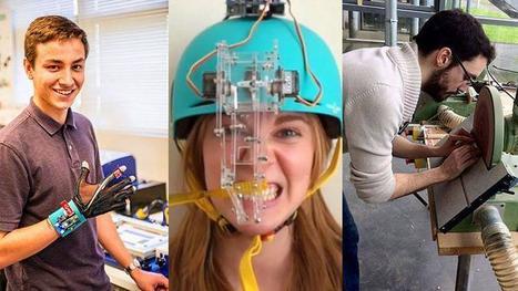(Vidéos) Makers : à la rencontre de ces artisans nouvelle génération | Vous avez dit Innovation ? | Scoop.it