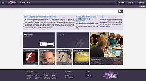 Web2-Unterricht: OER-Portale (Lehrer News, Teil 4) | Web2.0 im Deutschunterricht | Scoop.it