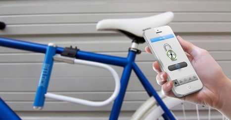 BitLock Lets You Unlock Your Bike With a Smartphone | Bicycle Safety and Accident Claims in CA | Scoop.it