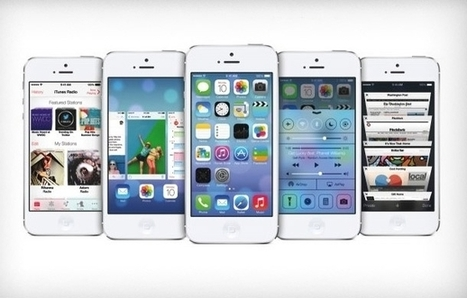 19 Tips You'll Need to Master iOS 7 | Slideshow | Life @ Work | Scoop.it