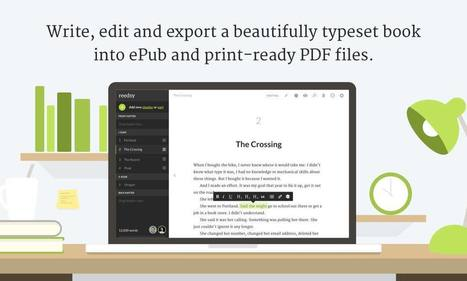 The Reedsy Book Editor: A Powerful Writing Tool | Scriveners' Trappings | Scoop.it