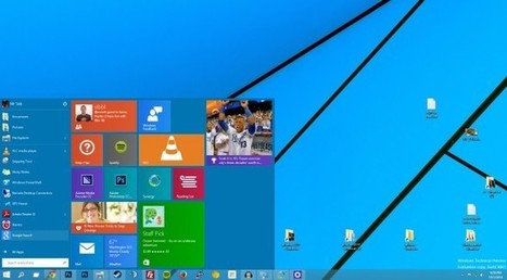 Windows 10 : les 5 bonnes raisons de l'adopter | Geeks | Scoop.it