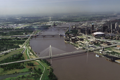 New Mississippi River Bridge Will Bring Strong Economic Impact - CBS St. Louis | Barge Industry on America's Inland Rivers | Scoop.it