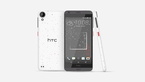 HTC Desire 530 Launched In The US - Prime Inspiration | Mobile | Scoop.it