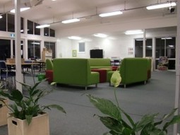 Re-designing spaces for learning | Connected Principals | Learning Environment Design | Scoop.it