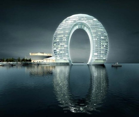 MAD architects: Sheraton Huzhou hot spring resort | Design Stories | Scoop.it