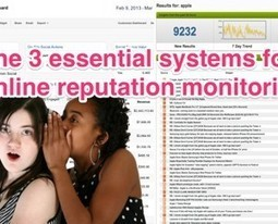 Do you have these 3 essential online reputation monitoring systems ... | smmax | Scoop.it