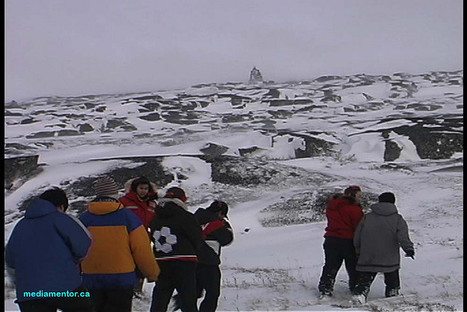 Geographic Centre of Canada near Baker Lake, #Nunavut | Inuit Nunangat Stories | Scoop.it
