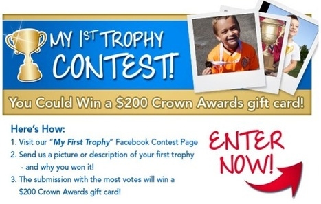 Crown Happenings: Your First Trophy Contest-Relive your Champion Moment & Win! | Awards and Trophies | Scoop.it