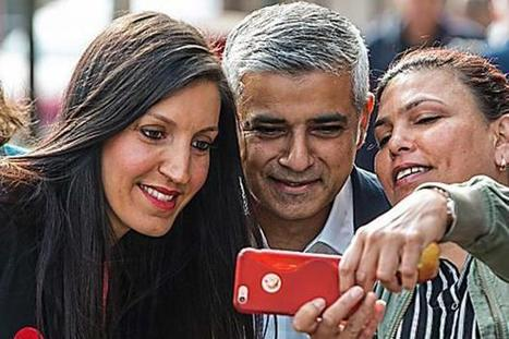 Sadiq Khan appoints women in two of his three top roles | Econopoli | Scoop.it