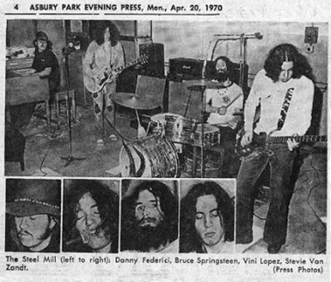 New Jersey's Notorious Rock Band of the 70's, The Steel Mill Band, Now On SRI | PR Arrow | Scoop.it