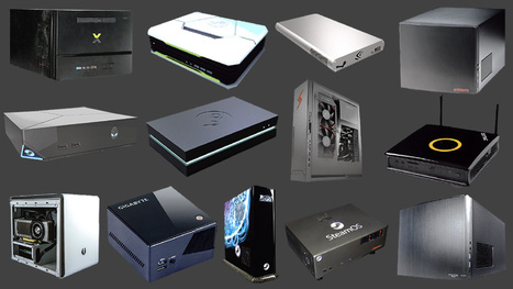 Wondering What Happened to the Venerable PC? It turned into a Steam Box | Internet of Things - Company and Research Focus | Scoop.it