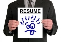 When Your Resume Looks Like Bad News | Tools & Resources | Scoop.it