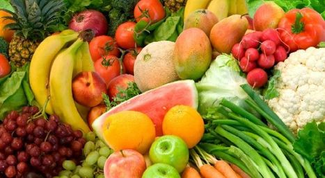 Frutas de colores para la esclerosis lateral amiotrófica | Uva (Vitis vinifera) | Scoop.it