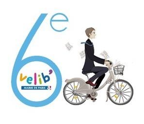 6 années de Vélib' en une infographie | infographie | Scoop.it