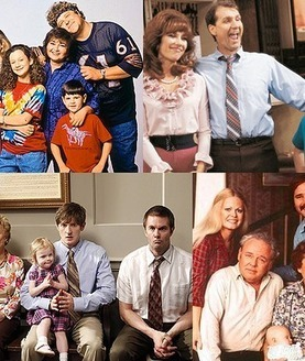 """How American Sitcoms Create """"Realities"""" About the Working Clas 