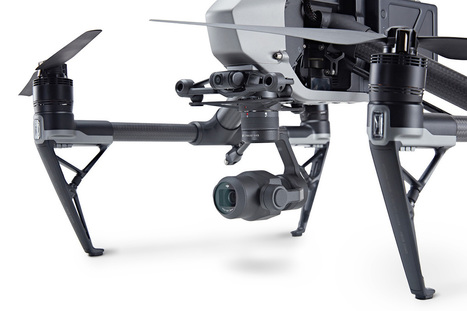 DJI Inspire 2 vs DJI Inspire 1 comparison - Coptrz Blog | Drone Stuff | Scoop.it