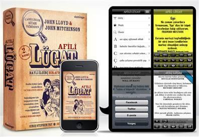 'Afili Lugat' iPhone'da | Kitap: Kitaba dair her şey. Son çıkanlar, çok satanlar, romanlar, klasikler... | Scoop.it