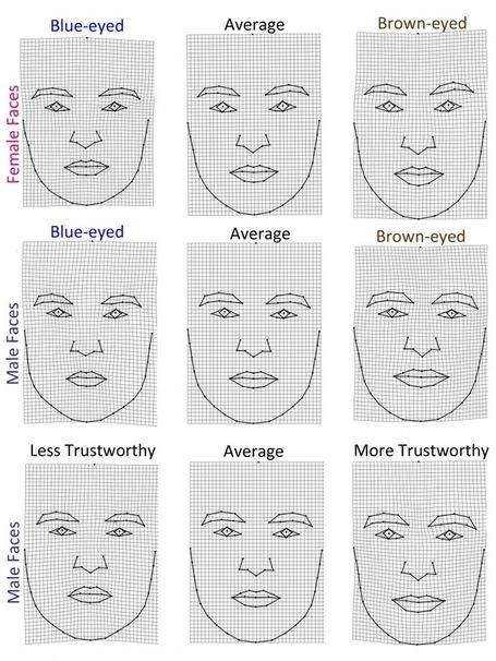 People With Brown Eyes Appear More Trustworthy, But That's Not The Whole Story | It's Show Prep for Radio | Scoop.it