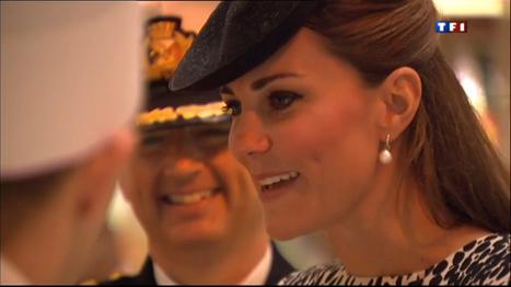 Kate et William : premier voyage du bébé royal au printemps 2014 - TF1 | famille royale | Scoop.it
