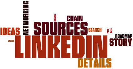 LinkedIn - Sourcing through social networking: Self-guided training | Social Media and Journalists | Scoop.it