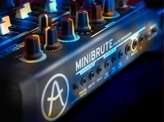 Test de l'Arturia MiniBrute | DIY Music & electronics | Scoop.it