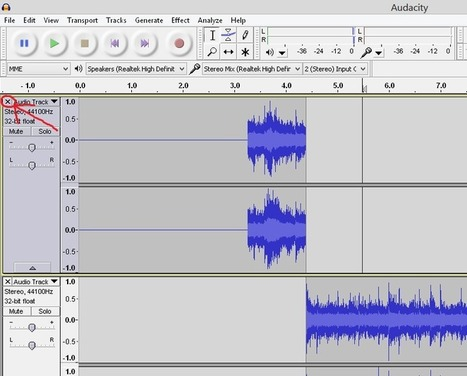 Learning Guitar Solos by Ear Using Audacity | Hobbies perso | Scoop.it