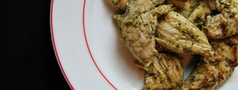 NYMM: Pesto Grilled Chicken - | Allergy shots | Scoop.it