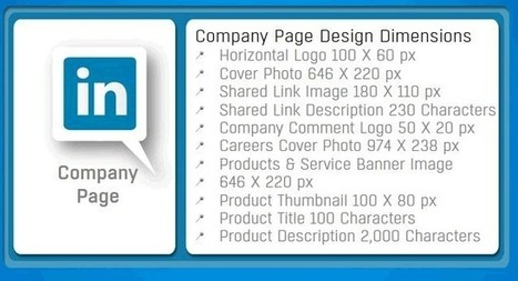 Linkedin: i benefici di una Pagina Aziendale e come ottimizzarla al meglio | Facebook Marketing | Scoop.it