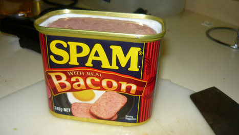 Facebook cracks down on News Feed spam -- yes, again | An Eye on New Media | Scoop.it
