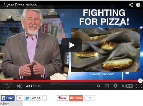 Supermarket Guru - 3 year Pizza rations | Writing Online | Scoop.it
