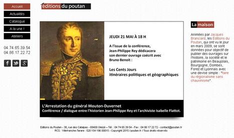 Découvrez le nouveau site des Éditions du Poutan ! http://poutan.fr/ | Edition en ligne & Diffusion | Scoop.it