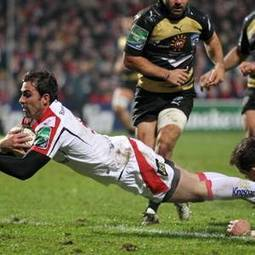 Ulster Rugby 27 - 16 Montpellier: Anscombe's side win Heineken Cup clash but ... - Belfast Telegraph   'Rugby Shorts'   Scoop.it