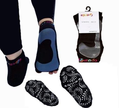 Non Slip Socks for Sale in Melbourne | Equip 4 Pilates - Pilates Equipment | Scoop.it