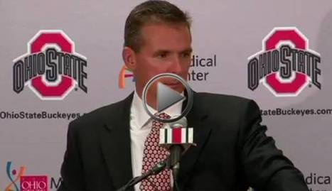 Video: Urban Meyer on the Dan Patrick Show | Ohio State football | Scoop.it
