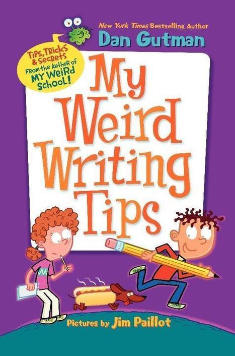 BOOK BOUND: The Wonderful Weirdness of Dan Gutman - Montgomery Newspapers | Grammar Tips | Scoop.it