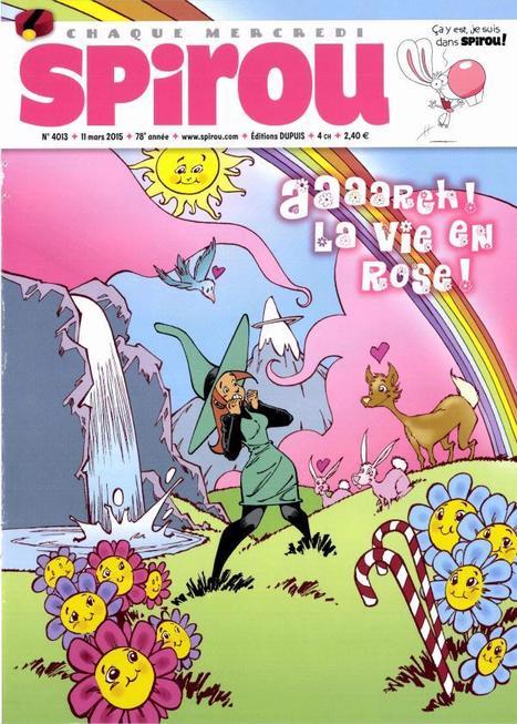 Spirou | Revue de Presse ! | Scoop.it