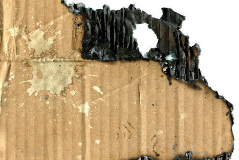 Free High Resolution Burned Cardboard Textures | The Official Photoshop Roadmap Journal | Scoop.it