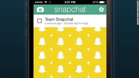 4.6 Million accounts compromised in #Snapchat hack