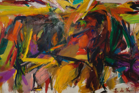 Landmark exhibition highlights women's contributions to Abstract Expressionism | Gender and art | Scoop.it