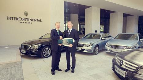 InterContinental Nha Trang sắm 4 xe Mercedes-Benz | Tin tức ô tô xe máy | Scoop.it