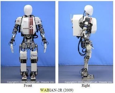 WABIAN robot from Japan steps closer to human walk | 21st Century Innovative Technologies and Developments as also discoveries | Scoop.it
