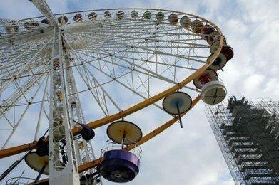 Bientôt une grande roue place Bassompierre | Saintes Tourisme | Scoop.it