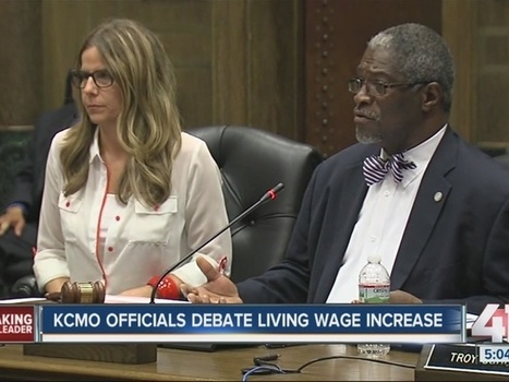 Fast food workers turn to city leaders in Kansas City for help earning a livable wage | Labor and Employee Relations | Scoop.it